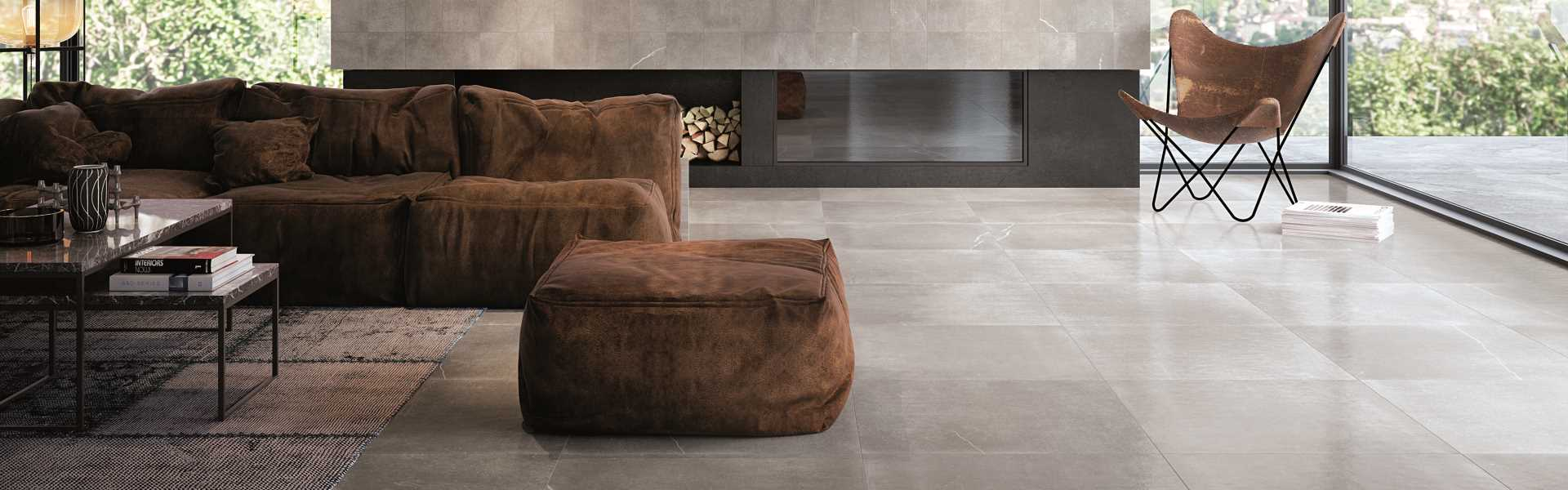 Concrete Ceramic Tiles